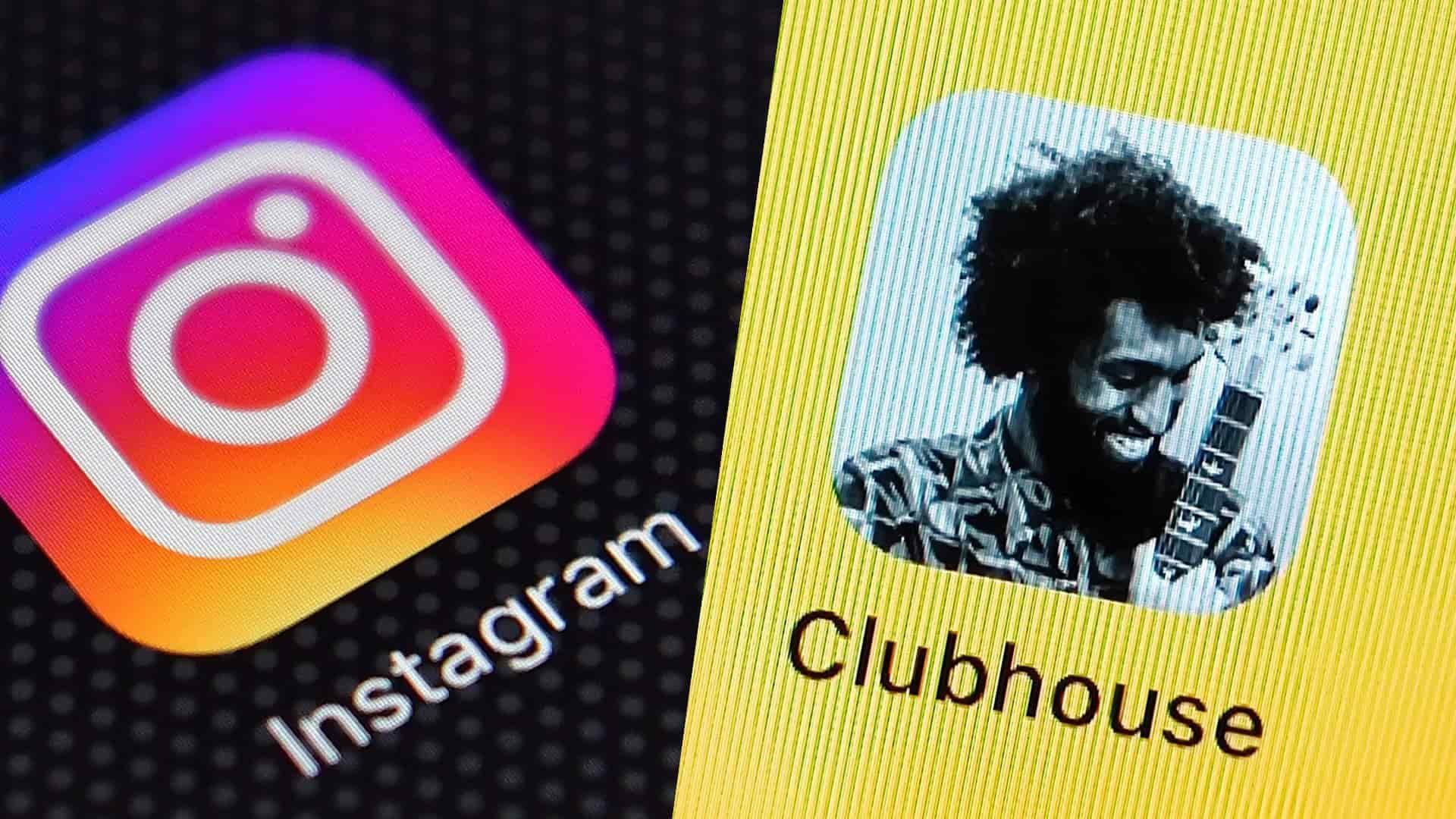 Instagram Clubhouse alternativa app