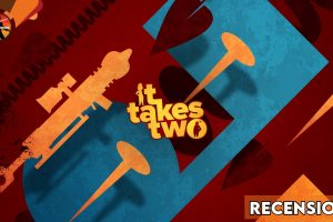 It Takes Two, cover