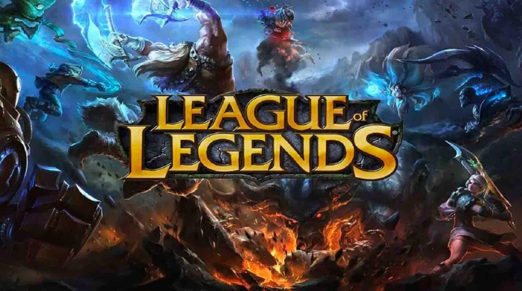 Logo di league of legends