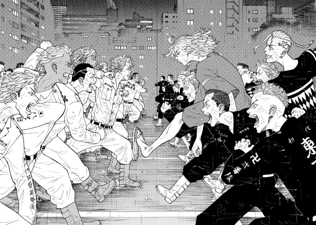 manji gang tokyo revengers