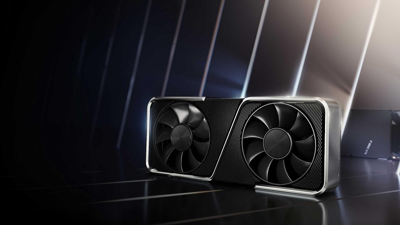 NVIDIA GeForce RTX 3060 Ti scheda grafica