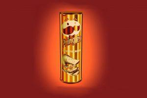 Pringles gusto CryptoCrisp NFT vendita asta