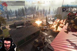 Warzone veicoli esplosi