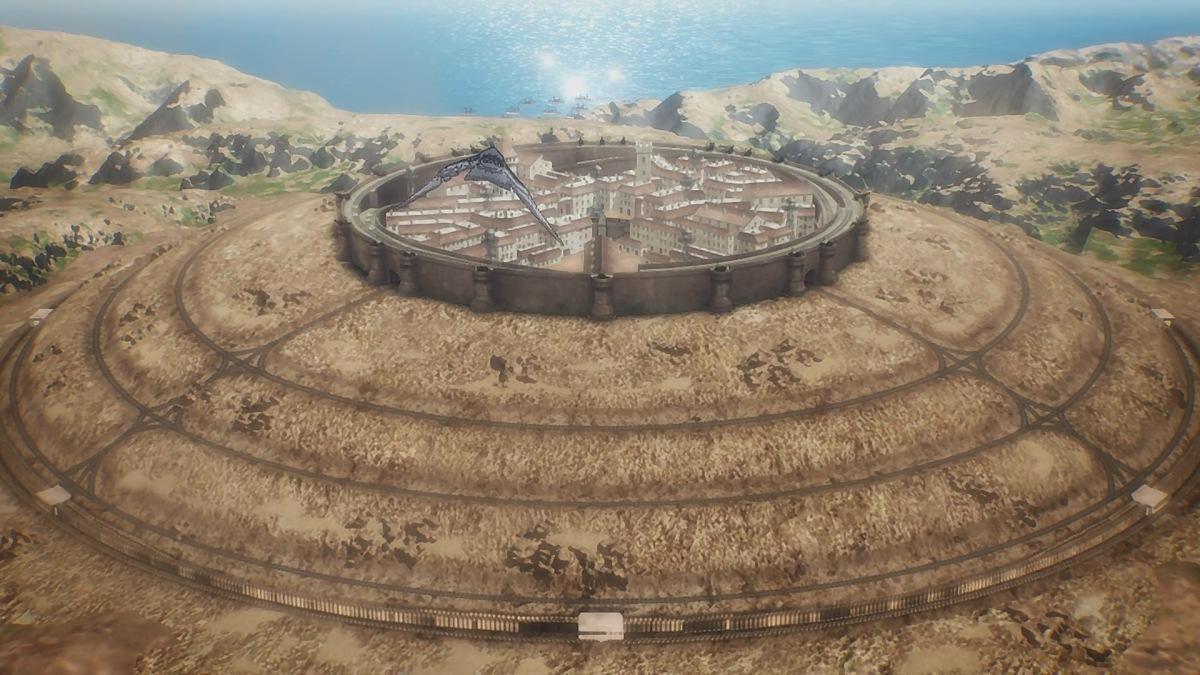L'Attacco dei giganti - Forte Slava