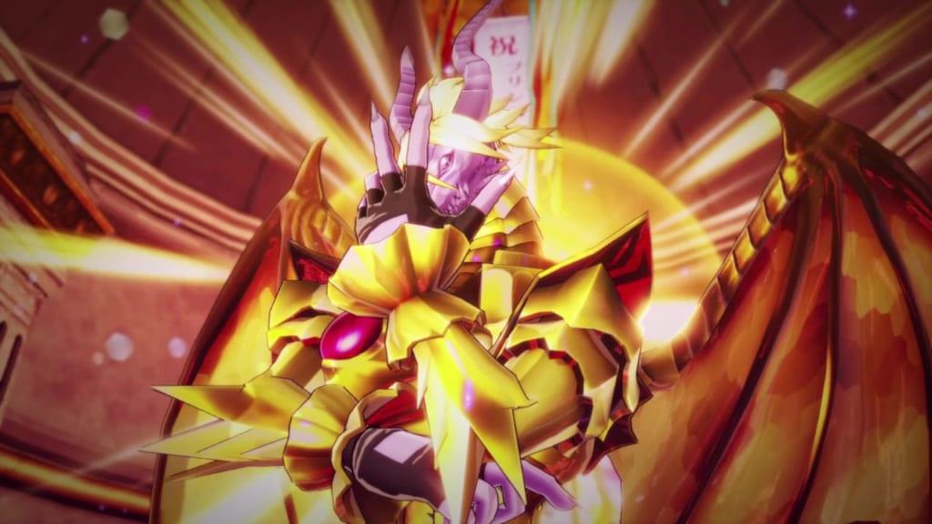 Persona 5 Strikers Secondo Monarca