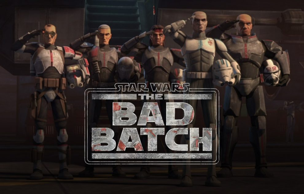 bad batch Disney+