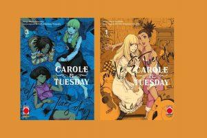 Carole & Tuesday, Panini Comics