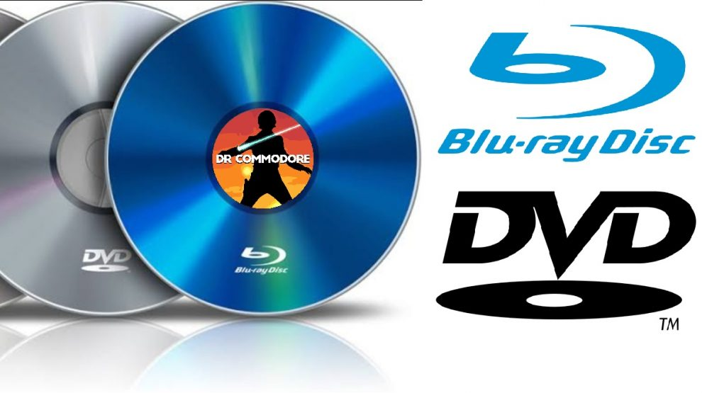 DVD Blu ray TOP 10 univideo