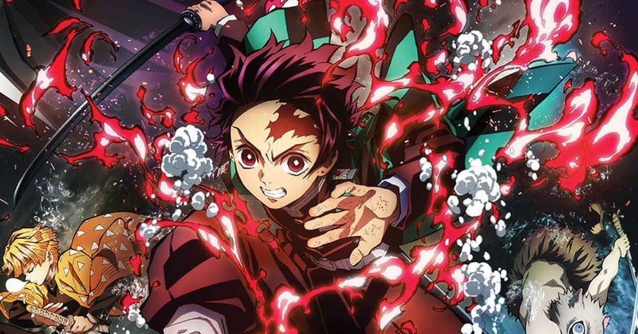 Demon Slayer, anime