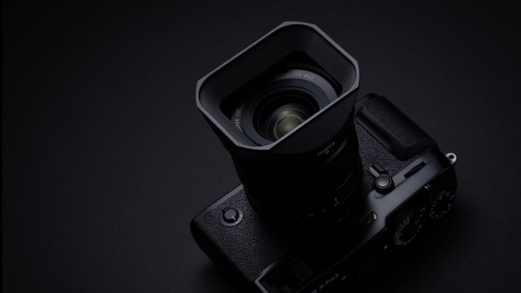 Fujifilm XF 18mm f/1.4 R LM WR