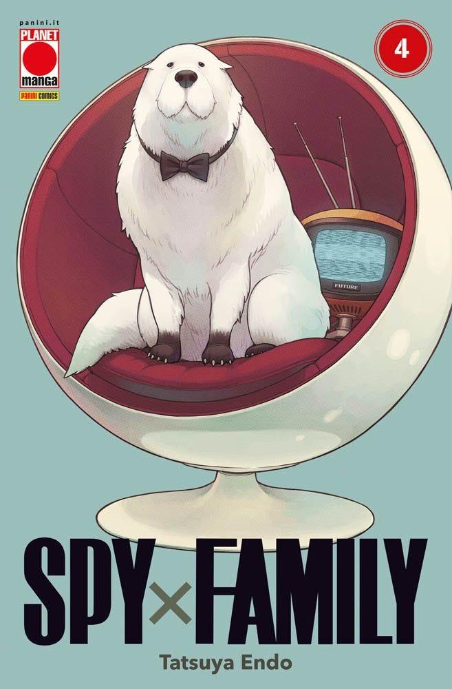 planet manga - spy x family