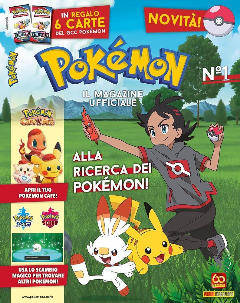 Pokémon, Magazine