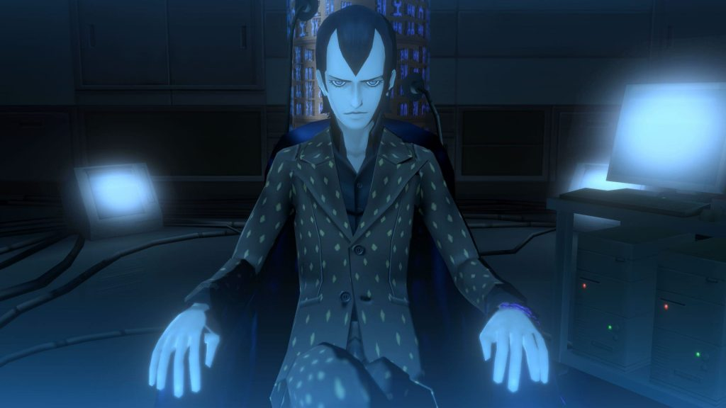 Shin Megami Tensei III Nocturne HD Remaster evil character