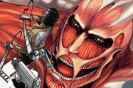 attacco dei giganti - attack on titan - full color