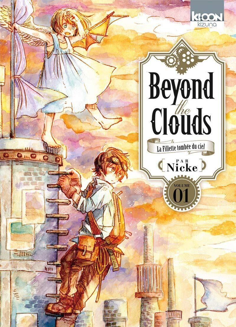 beyond the clouds - j pop - j-pop
