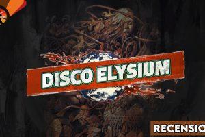 Disco Elysium, copertina