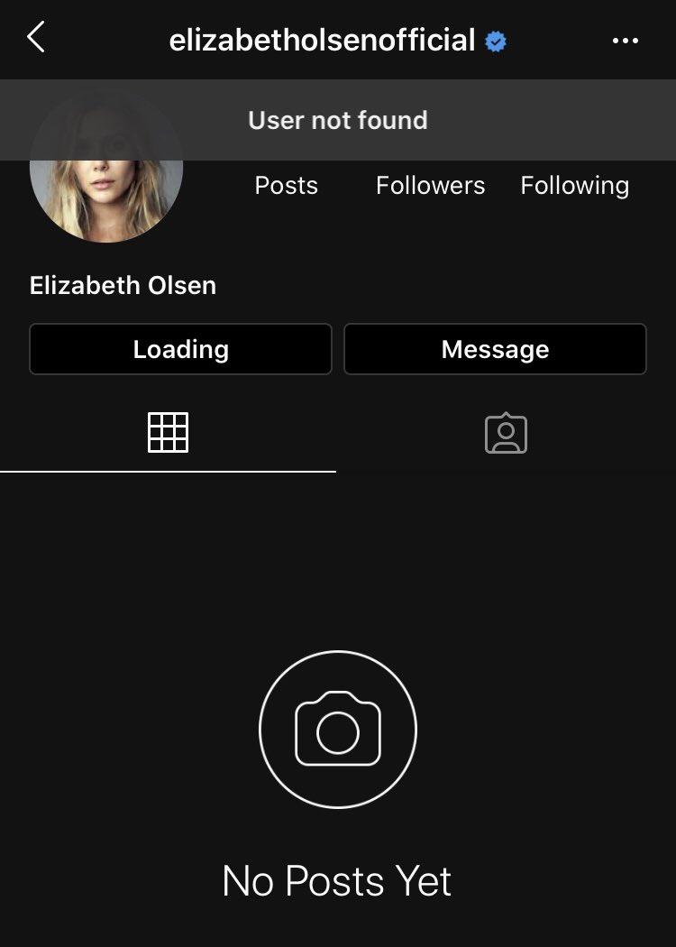 profilo instagram elisabeth olsen