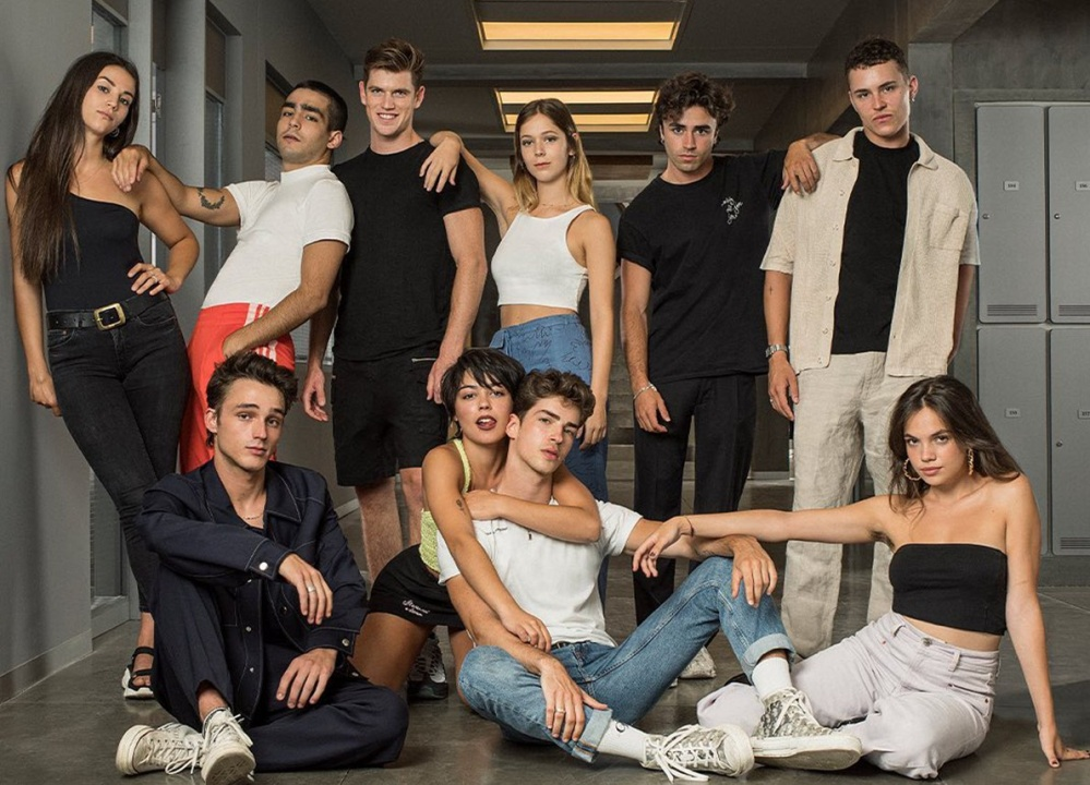 elite cast quarta stagione