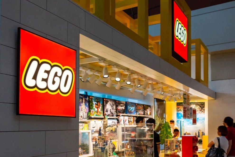 Lego negozio