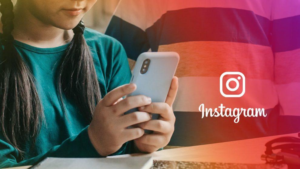 instagram kids titolo