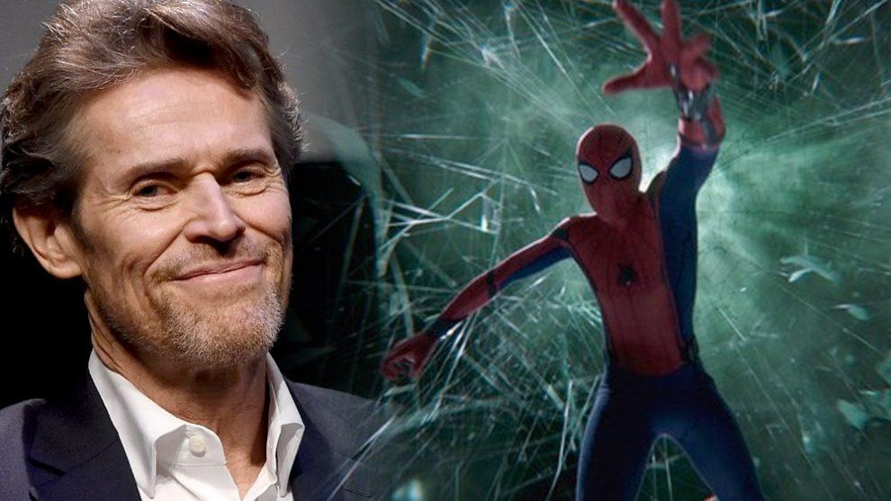 Spider-Man Willem Dafoe