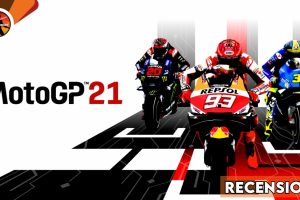 MotoGP 21, copertina