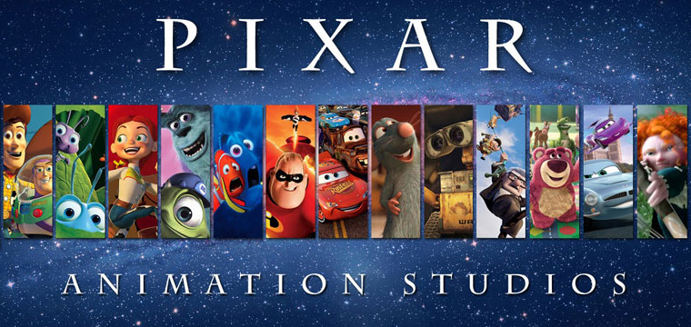 pixar animation studios e i suoi film