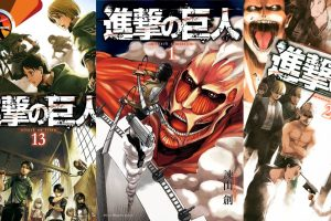 attacco dei giganti - attack on titan - shingeki no kyojin - cover - manga