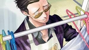 la via del grembiule - yakuza casalingo - anime - netflix