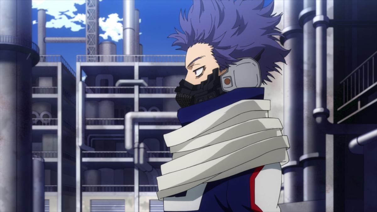 my hero academia: hitoshi shinso