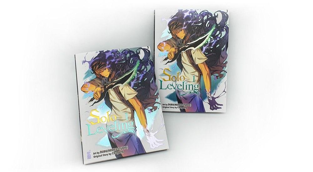 Solo Leveling, edizioni Star Comics
