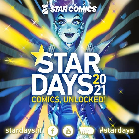 Star Comics, Star Days 2021