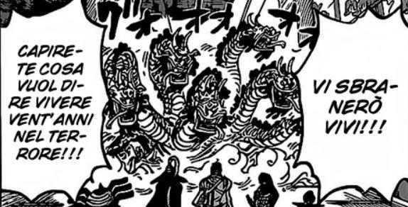 Orochi One Piece