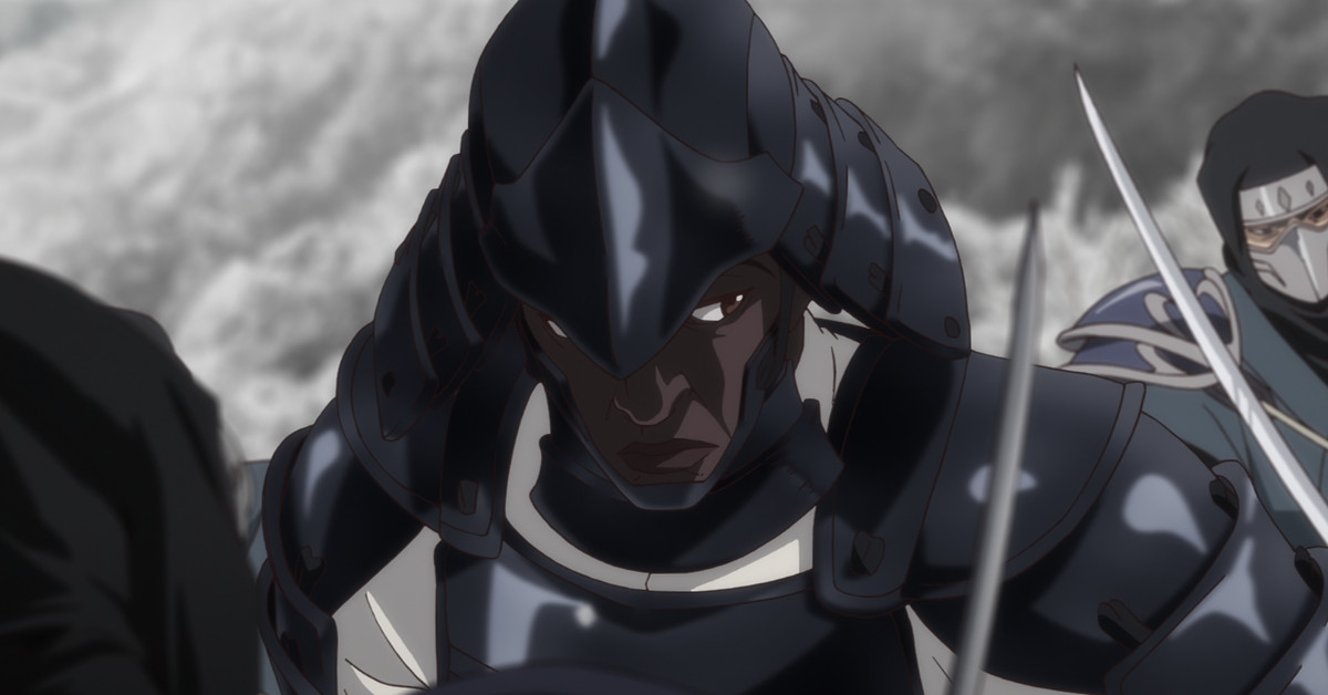 yasuke - netflix