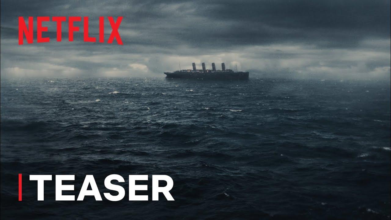 Teaser trailer nuova serie netflix