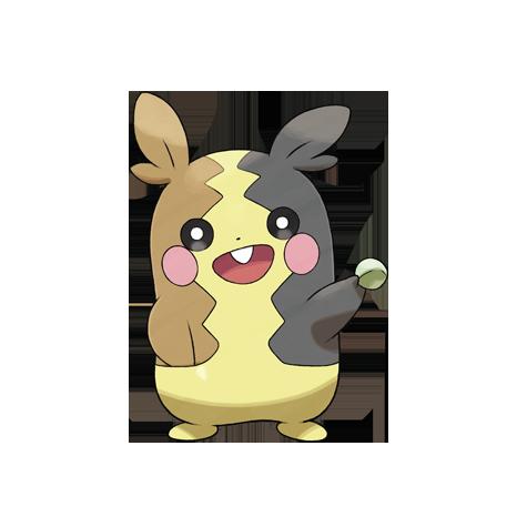 Morpeko, Progetto Mew, Pokémon