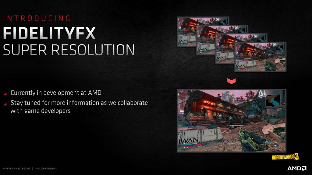 AMD DLSS