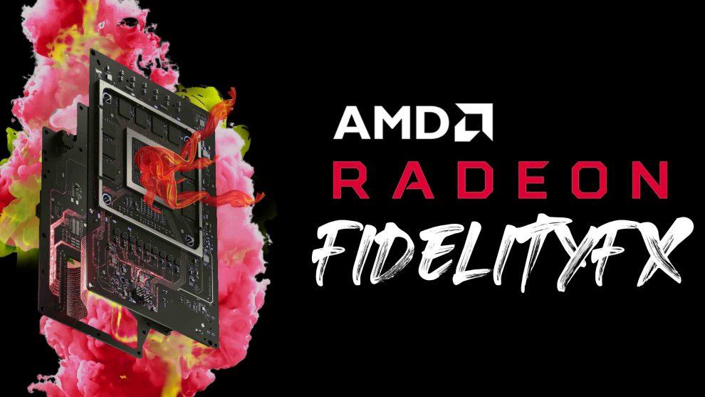 AMD FidelityFX DLSS