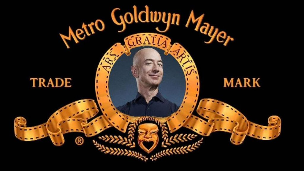 Amazon Studios acquista MGM
