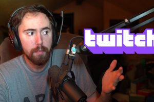 Asmongold streamer twitch