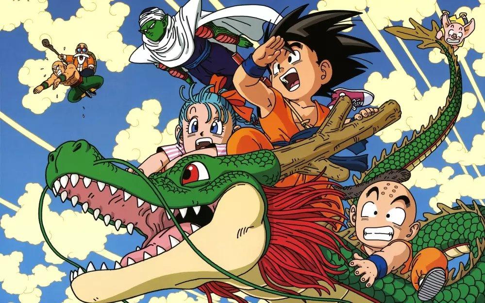 Dragon Ball poster Goku live-action