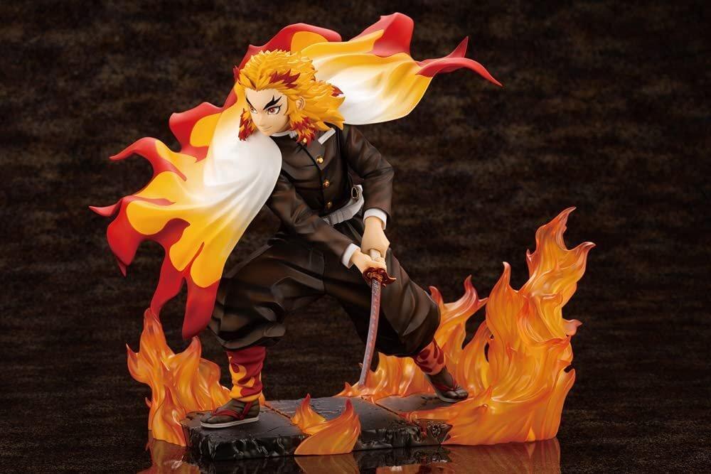 Demon Slayer figure Rengoku