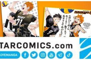 Haikyu!! 45 con gadget, Star Comics