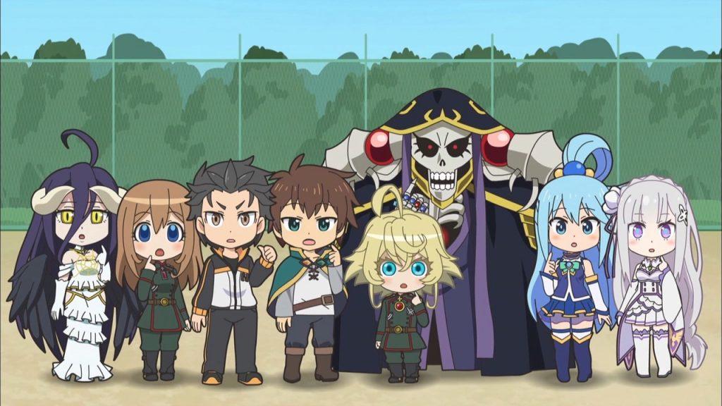 kadokawa isekai anime