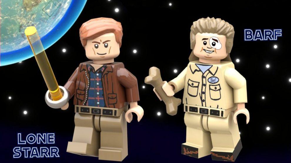 LEGO Ideas Spaceballs