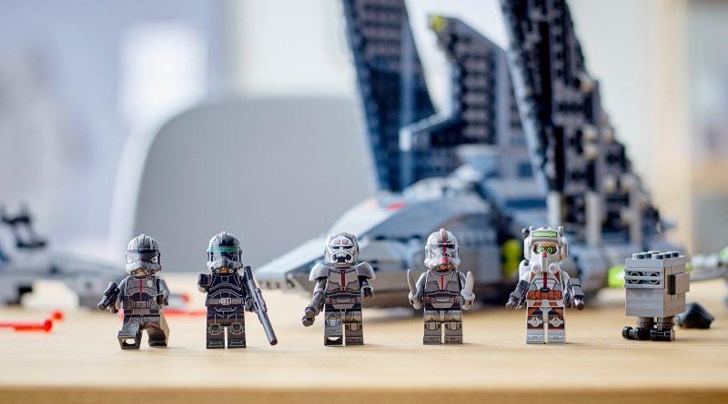 Shuttle LEGO Star Wars The Bad Batch