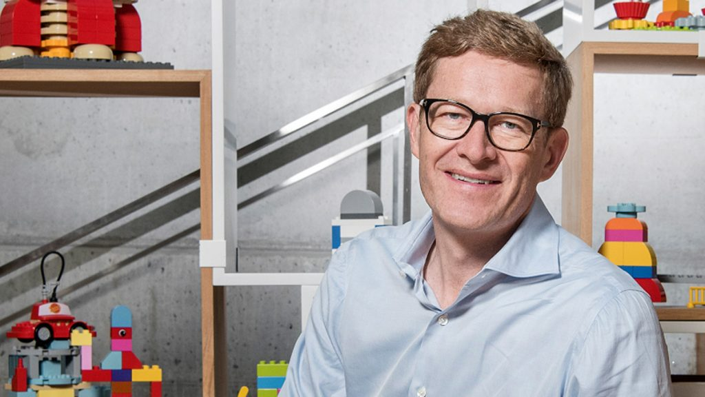 LEGO Time 100 Aziende più influenti 2021
