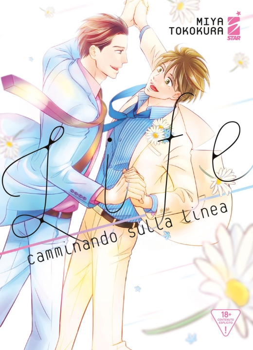 Life - Camminando sulla linea, Miya Tokokura, Star Comics, storie a tema LGBT