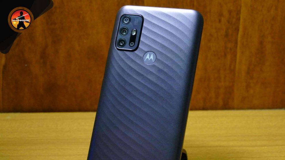 Motorola Moto G10 copertina