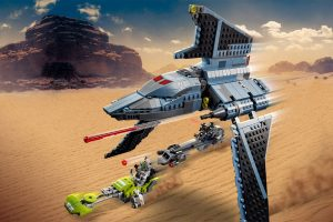 Shuttle LEGO Star Wars The Bad Batch